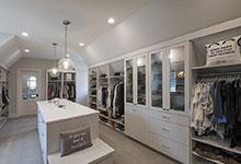 Glenview-Coastal - Master Bedroom Closet - Globex Developments Custom Homes