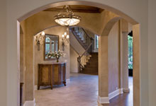 ST-House - Arch-FirstFloor - Globex Developments Custom Homes