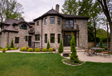 ST-House - House-BackYard - Globex Developments Custom Homes
