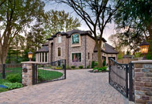 ST-House - House-Front - Globex Developments Custom Homes