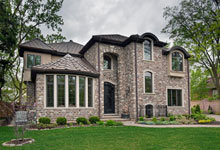 ST-House - House-SideView - Globex Developments Custom Homes