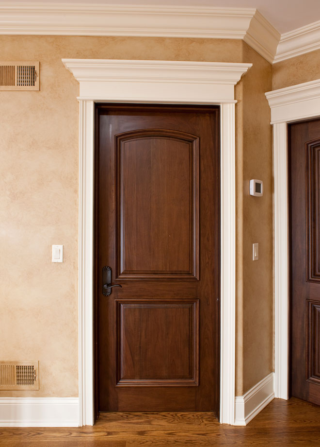 Bedroom Doors. Pano DiningRoom   New Custom Homes   Globex Developments  Inc