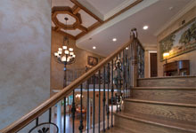 ST-House - StairsWay-to-SecondFloor - Globex Developments Custom Homes
