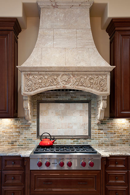 ST-House - Kitchen-Backsplash - Globex Developments Custom Homes