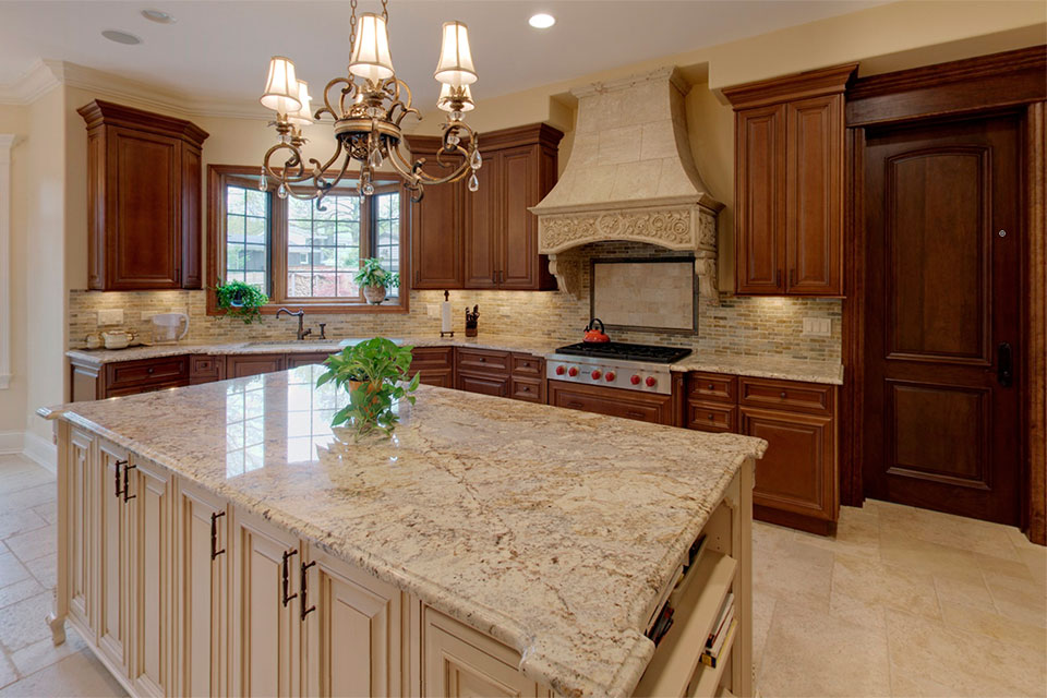 ST-House - Kitchen - Globex Developments Custom Homes