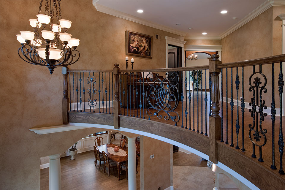 ST-House - Stairs-SecondFloor - Globex Developments Custom Homes