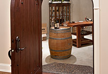 ST-House - Wine Cellar - Globex Developments Custom Homes