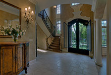 ST-House - Entry Droos - Globex Developments Custom Homes