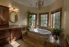 ST-House - Bathroom - Globex Developments Custom Homes