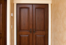 ST-House - Bedroom Doors - Globex Developments Custom Homes