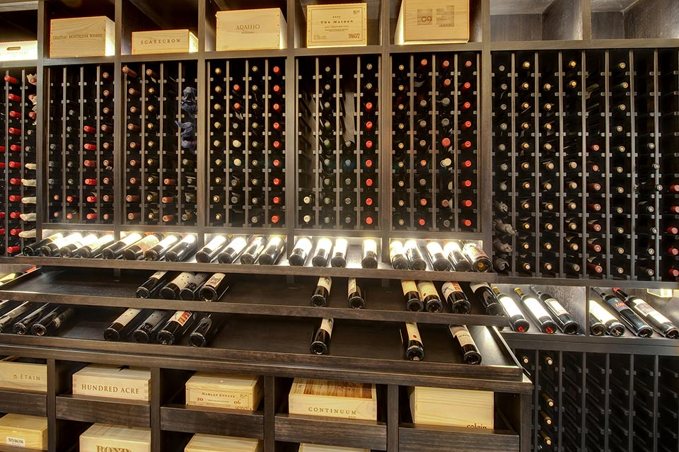 Custom Wine Cellar -  Wagner St., Glenview, Glenview Haus Photo Gallery, Chicago 3