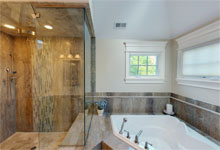 2303-Henly - Pano-Bathroom - Globex Developments Custom Homes
