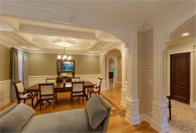 2303-Henly - Living Dining Room Virtual Tour - Globex Developments Custom Homes