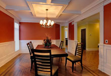 2340-Dewes - Pano-Dining-Room - Globex Developments Custom Homes