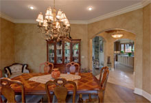 ST-House - Pano-DiningRoom - Globex Developments Custom Homes