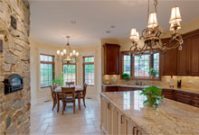ST-House - Kitchen Virtual Tour - Globex Developments Custom Homes
