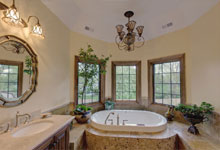 ST-House - Master Bathroom Virtual Tour - Globex Developments Custom Homes