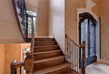 ST-House - Pano-Stairs - Globex Developments Custom Homes