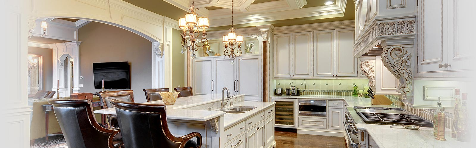 Kitchen3, Custom Home Builder